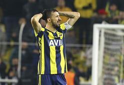 Fenerbahçede 3 isim kadroya alınmadı