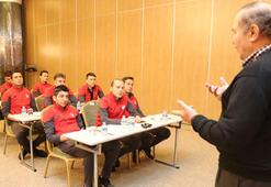 Süper Lig Hakemleri Değerlendirme Semineri yapıldı