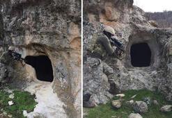 Tuncelide mağarada öldürülen teröristlerle ilgili flaş Giresun detayı