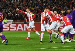 Kızılyıldız - Liverpool: 2-0