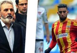 Kayserispora FIFAdan transfer yasağı