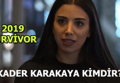 Survivor Kader Karakaya kimdir Survivor 2019 yarışmacıları
