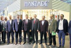 Müsiad Expo'da Hanzade rüzgarı