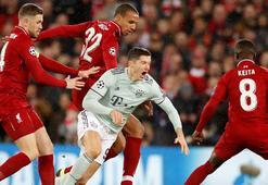 Liverpool - Bayern Münih: 0-0 / Panzerler avantajı kaptı