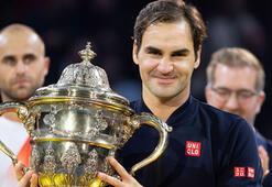 Federerden 99. şampiyonluk