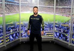 Mathieu Valbuena: Artık gerçek bir Fenerbahçeli olarak görülüyorum