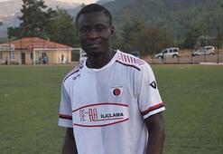 Mawoyeka Türkiyede futbolcu olmuş