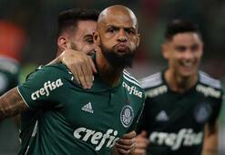 Flamengo yangını Melo'yu yıktı