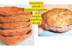 Ekmek: 30 bin yıl önceye uzanır