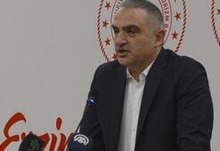 Bakan Ersoy: Hedefimizi 70 milyon turist ve 70 milyar dolar olarak yeniledik