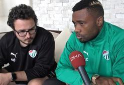 Chedjou: Mustafa Pektemek medyatik değil ama...