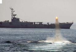 Son dakika: İran Basra Körfezinde tatbikata başladı Bu bir ilk...