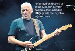 David Gilmour 120 gitarını satıyor