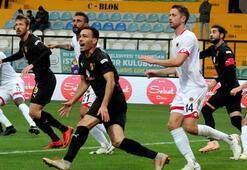 İstanbulspor - Gençlerbirliği: 2-0