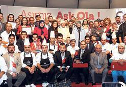 Anadolu lezzetleri Konya'da pişti