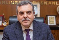 Zeynel Abidin Beyazgül kimdir AK Parti Şanlıurfa Büyükşehir Belediye Başkan Adayı