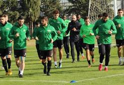 Akhisarspor, Standard Liege maçı hazırlıklarını tamamladı