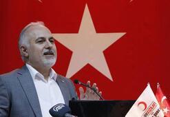 Türk Kızılayı Genel Başkanı Kınık: Mazlumların gözü bu topraklarda