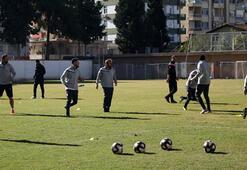 Adanaspor, Adana Demirspor derbisine hazırlanıyor