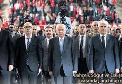 'Atatürk'ün partisi terör örgütleriyle düşüp kalkıyor'