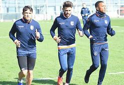 Medipol Başakşehirde Bursaspor hazırlıkları başladı