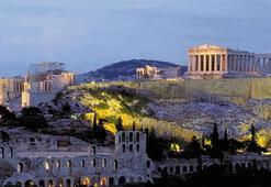 Yaşayan tarih Atina