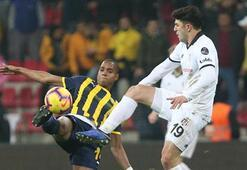 MKE Ankaragücü - Beşiktaş: 1-4