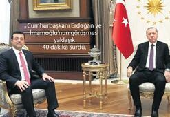 Erdoğan'a 'oyunuza talibim' dedim