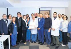 Onkoloji kliniğinin Avrupa gururu