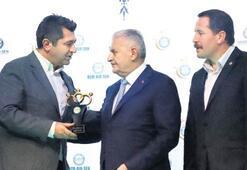 Demirören Medya Grubu'na 5 ödül