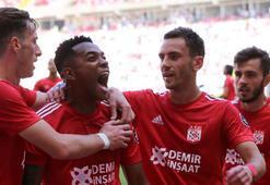 Demir Grup Sivasspor-Bursaspor: 2-0