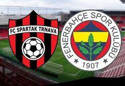 Spartak Trnava-Fenerbahçe maçı ne zaman, hangi kanalda, şifreli mi