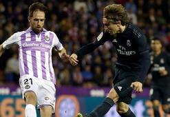 Real Madrid, Valladolidi ezdi Enes Ünal...