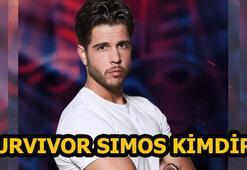 Survivor Vasilis Simos kimdir, kaç yaşında Survivor 2019 eleme adayı Simos