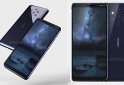 Beş kameralı Nokia 9 PureViewin konsept videosu yayınlandı