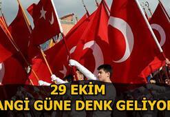 29 Ekim resmi tatil mi 29 Ekim Cumhuriyet Bayramı hangi gün