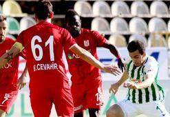 Giresunspor-Balıkesirspor Baltok: 0-0