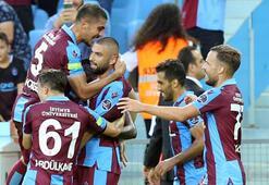 Trabzonspor iç sahada coştu