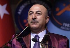 Çavuşoğlu: AKPMdeki aşırı sol milletvekilleriyle dağdaki PKKlıların ne farkı var