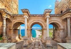 Antalyada hedef 15 milyon turist