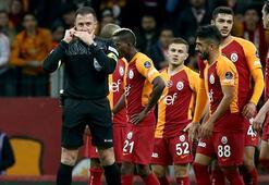 TFF, Galatasaray - Konyaspor maçındaki tartışmalı penaltıya el koydu