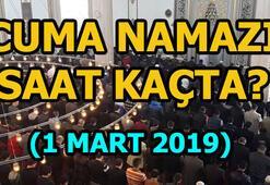 Cuma namazı saat kaçta kılınacak İl il 1 Mart Cuma namazı vakitleri
