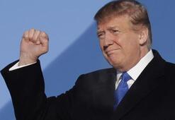 Trumptan son dakika Suriye açıklaması: Yüzde yüzünü geri aldık