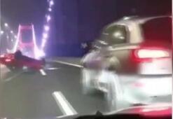 FSM Köprüsünde dehşet İşte o korkunç görüntüler...