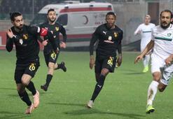 Denizlispor - İstanbulspor: 1-0