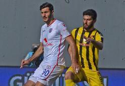 İstanbulspor - Altınordu: 0-1