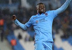 Ekuban, Trabzonsporda yeniden doğdu
