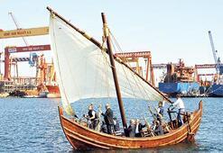 Vikingler yeniden  Miklagard yolunda