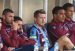 Trabzonspordan Onur ve Buraka 10 gün izin