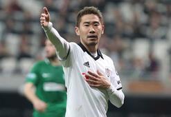 Shinji Kagawa: Bu maçta oynamaya tam hazır değildim